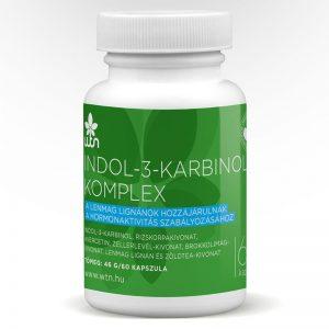 WTN indol-3 karbinol komplex kapszula - 60db
