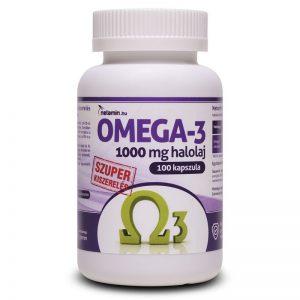 Netamin Omega-3 Super lágyzselatin kapszula - 100db