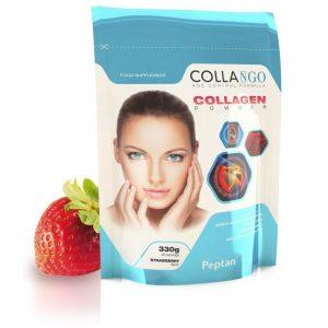 Collango Collagen - kollagén por eper - 330g