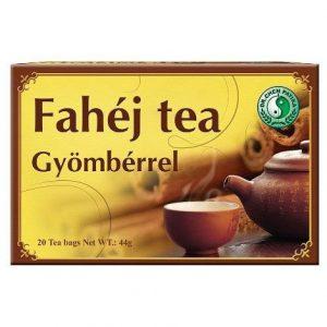 Dr. Chen Fahéj - Gyömbér tea - 20filter