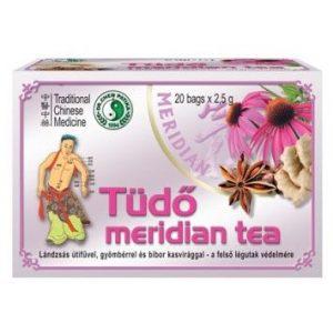 Dr. Chen Tüdő Meridián tea - 20filter