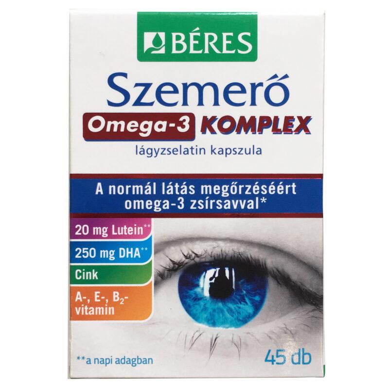 szem látás vitamin
