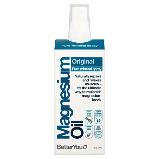 BetterYou Magnézium Original spray - 100ml