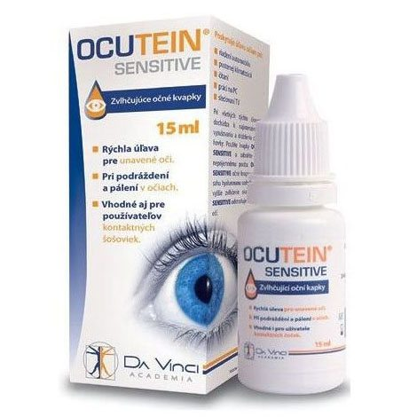 Ocutein Sensitive szemcsepp - 15ml