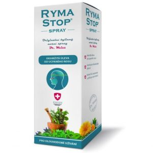 Herbal Swiss Dr. Weiss Ryma Stop orrspray - 30ml