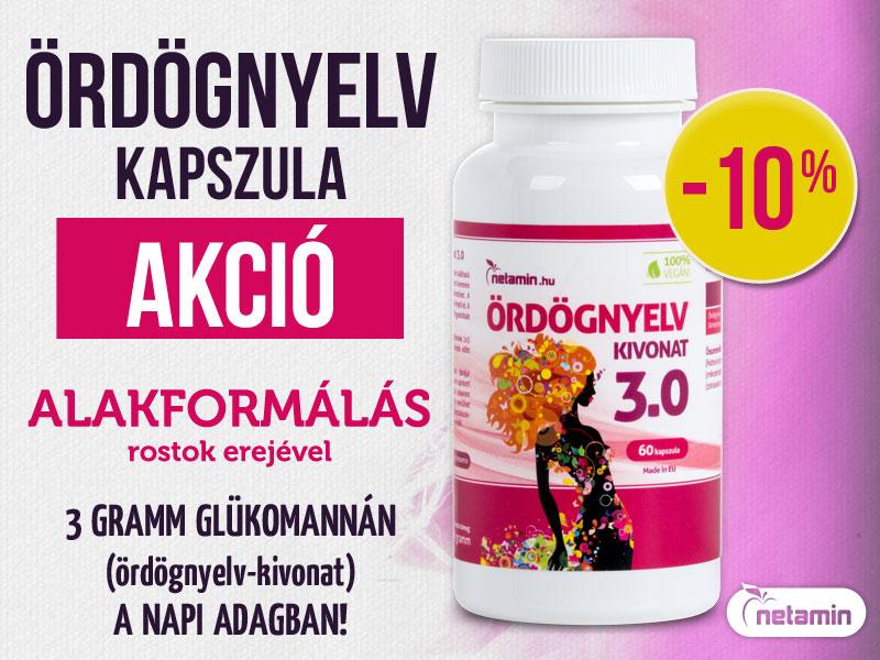 fogyás glükomannán)