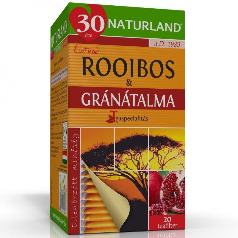 A rooibos tea hatása