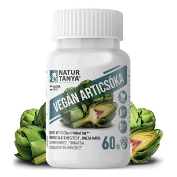Nutrilab Cholestin articsóka kapszula - 60db - VitaminNagyker webáruház