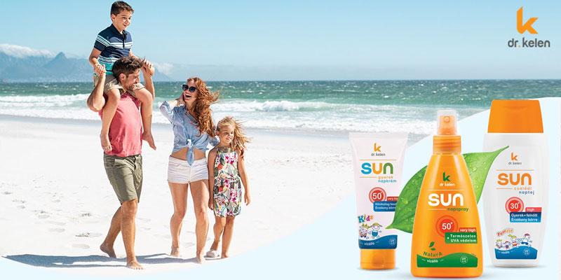 Dr. Kelen Sun, SunSave és SunSolar készímények
